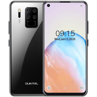 Oukitel C18 Pro 4G Smartphone Helio P25 MT6757 6.55 Inch Android 9.0 Rear Camera 16M + 2M + 8M + 5M Battery 4000mAh Global Version Image
