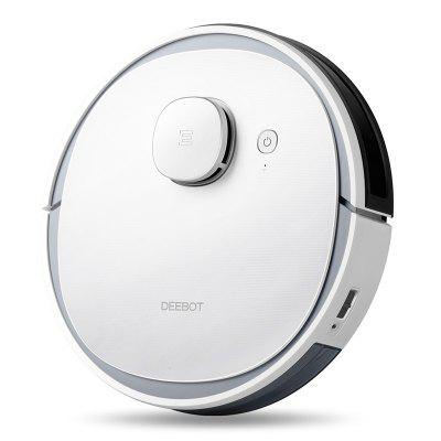 ECOVACS Deebot N3 Max Laser Robot Vacuum Cleaner with Mop APP Control Home Cleaning Sweeping Machine Support Amazon Alexa Google Voice Control