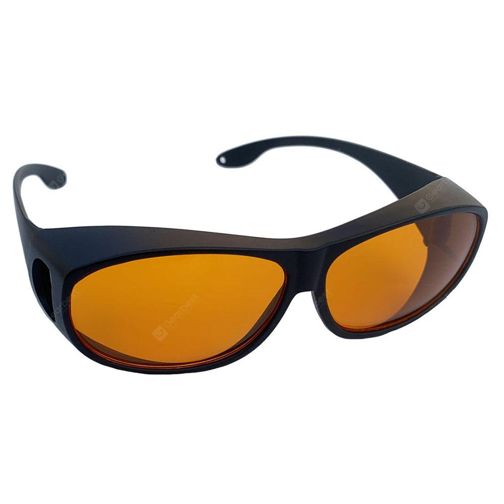 ORTUR 190-490nm Laser Engraving Protective Goggles Industrial Safety Glassess Eyewear - Sandy Brown