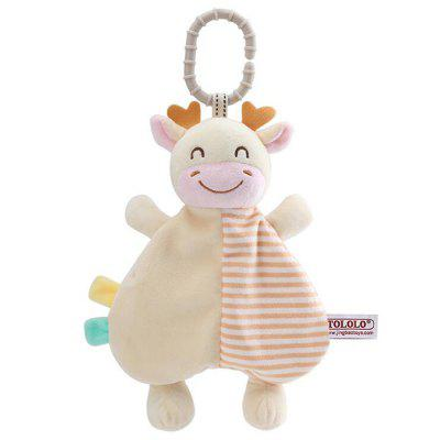 Multifunction Appease Towel Baby Comfort Toys Stuffed Cartoon Toy