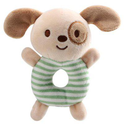 Baby Rattle Toys Soothe Hand Grab Doll Stuffed Cartoon Toy