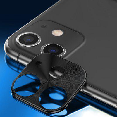 ENKAY Rear Camera Protector Fully Protective Metal Cover Mobile Phone Lens Film for iPhone 11