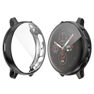 ENKAY Smart Watch All-inclusive Plating TPU Protective Shell for Samsung Galaxy Watch Active 2 44mm