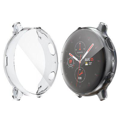 ENKAY Smart Watch All-inclusive Transparent TPU Protective Shell for Samsung Galaxy Watch Active 2 44mm