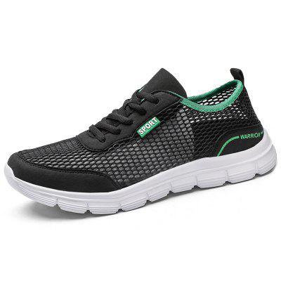 AILADUN Men Summer Sneaker Breathable Mesh Sports and Casual Shoes