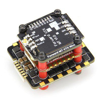 HGLRC Zeus F745-VTX STACK 20 x 20 2-6S / F722 Flight Controller / 45A BL32 4-in-1 ESC / MT VTX Mini 600mW