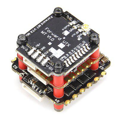 HGLRC Zeus F735-VTX STACK 20 x 20 2-6S / F722 Flight Controller / 35A BL32 4-in-1 ESC / MT VTX Mini 600mW