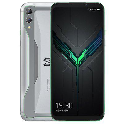 Black Shark 2 4G Gaming Smartphone Snapdragon 855 8 Core 6.39 inch 64MP + 13MP Rear Camera 4000mAh Battery Global Version(Xiaomi Ecosystem Product) Image