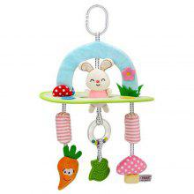 Baby Bell Chimes Crib Animal Attack Toys