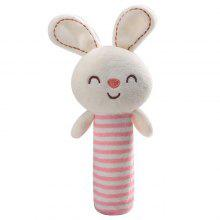 Baby Grasping BB Stick Appease Animal Plush Toys