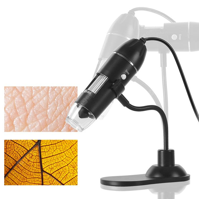New 1000x Digital Microscope Magnifying Glass Handhold Phone Magnifier