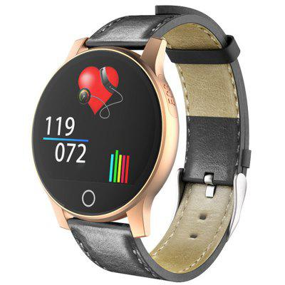 R2 ECG + PPG Smart Watch Men Women Heart Rate Monitor Blood Pressure Fitness Tracker BT5.0 IP67 Waterproof Image