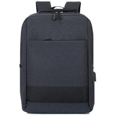 Maibo1812 Backpack Computer Bag Unisex Business Laptop Bag with USB Port 15 inch
