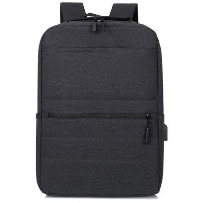Umăr Maibo1813 Convenabil Port USB multi-funcțional rucsac mare capacitate de afaceri Calculator Laptop Bag 30L