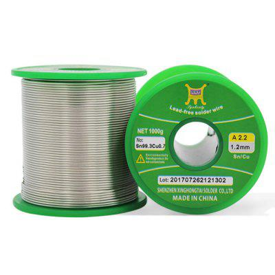 Disposable Active Lead Tin 0.8mm Rosin Core Solder Wire 5PCS