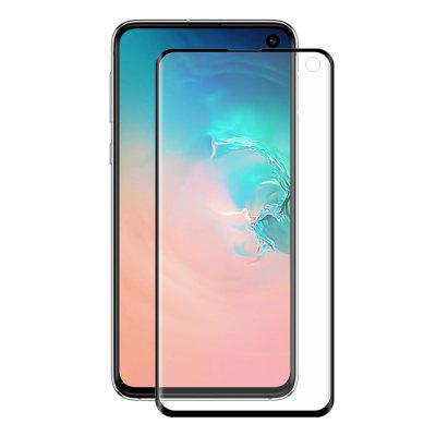 ENKAY 3D PET Electroplated Surface Hot Curved HD Full Screen Protector Film for Samsung Galaxy S10 / S10+ / S10e