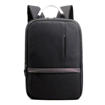 6272 Casual School Bag Computer Shoulder Backpack with Reflective Strap