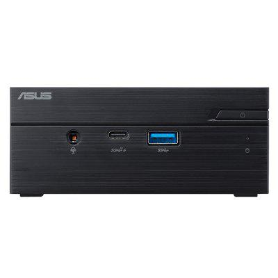 ASUS PN61SI5DB8D Portable 8GB DDR4 + 256GB SSD New Desktop Mini PC With Inter Core I3-8265U Inter Graphics 620 Expandable 1TB HDD 2.4GHz + 5GHz Dual Band WiFi, 1000Mbps, 3 X USB3.1 BT5.0 Support Windo