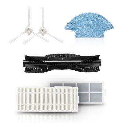 360 Side Brush Filter Accessories Kit for S6 Sweeper