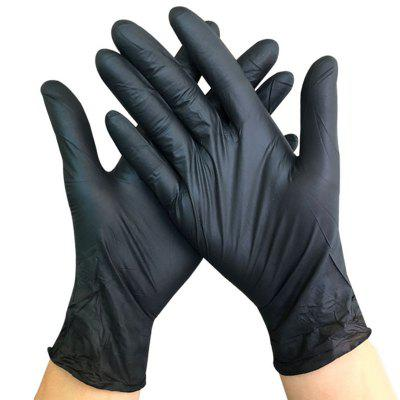 SYJF 116-2 Disposable Nitrile Gloves Personal Protective Equipment 50PCS
