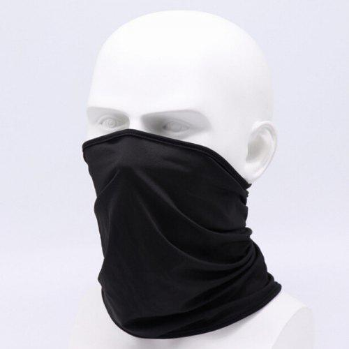 Summer Ice Silk Magic Scarf Sunscreen Riding Masks Outdoor Fishing Washcloth for Men and Women