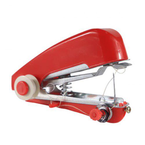 Mini Small Handheld Pocket-sized Manual Sewing Machine Home-tailoring Tool