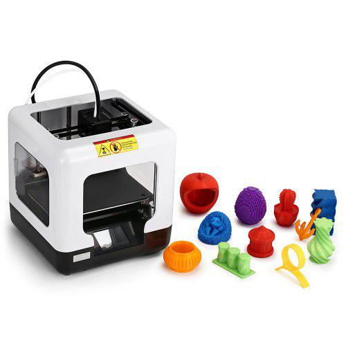 FULCRUM MINIBOT 1.0 Precision 3D Printer with 2.4 inch TFT Screen