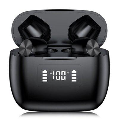 T9 Bluetooth 5.0 Earbud Earphones Touch Siri Noise Reduction Wireless TWS Bluetooth Headphones