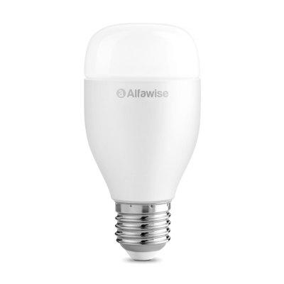 Alfawise LE12 E27 9W 900LM WiFi Smart LED Bulb App Voice Remote Control