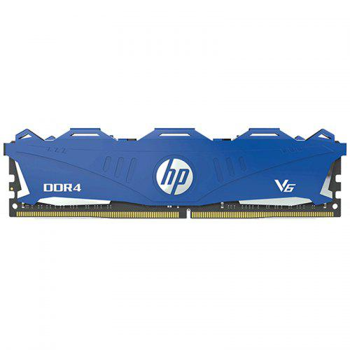 HP V6 8GB DDR4 3000MHz Desktop Memory Metal Jacket, Thermally Efficient, Reliable High-speed, Self Preset XMP, A High-frequency Power Dianjing