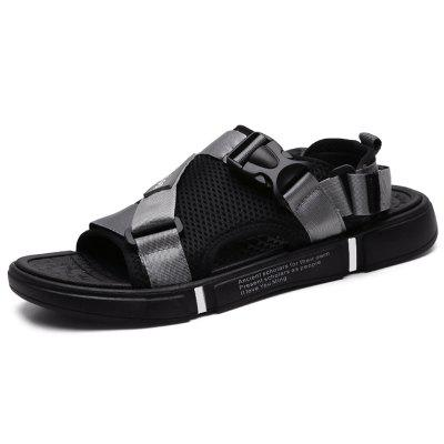 AILADUN Men Summer Sandals Gepersonaliseerde Ademende Slippers