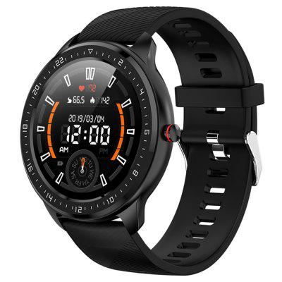 North Edge N06 Smart Watch HD Screen IP67 Waterproof Heart Rate Tracker Bluetooth Smartwatch Image