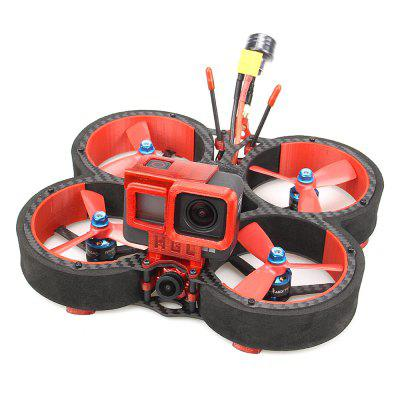 HGLRC Veyron 3 Cinewhoop FPV Safe Racing Drone with Caddx Ratel 4S/6S