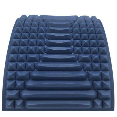 EVA Lumbar Cushion Waist Shaping Fitness Mat Supine Cushion Massage AB Spike Mat Abdominal Exercise Mat