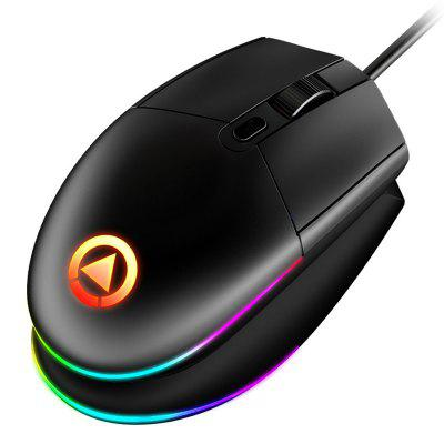 G3SE USB Wired Gaming Mouse RGB Light 3-gear Nastaviteľné DPI