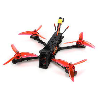 HGLRC Sector5 V2 FPV Racing Drone F7 fc 60A 4-in-1 ESC 2306 Motore 6S