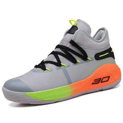 AILADUN Spring Couple Fashion Basketball Sports Shoes for Men and Women