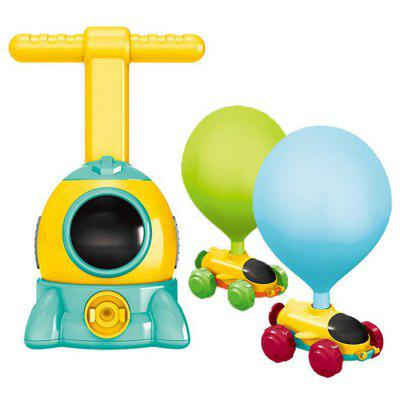 Air Powered Balloon Car Toy