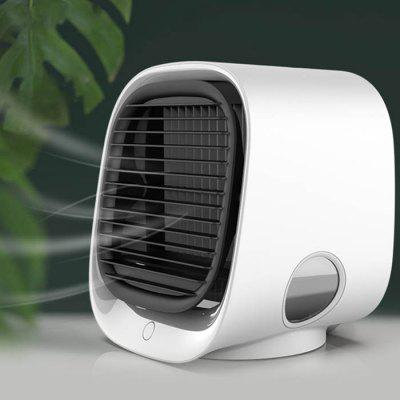 M201 Desktop Small Air Conditioner Portable Household Mini Cooling Fan