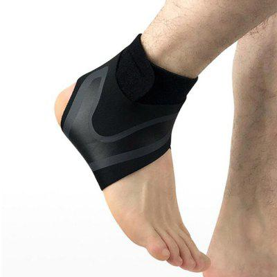 Ankle Guard Brace Outdoor Compression Foot Wrap for Basketball Football Running Mountaineering Exercise Athletic Support Protective Gear