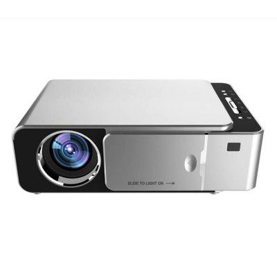Bilikay GT-10 Smart Video Projector HDMI USB PC Handheld Portable Mini LCD Projector for Movie