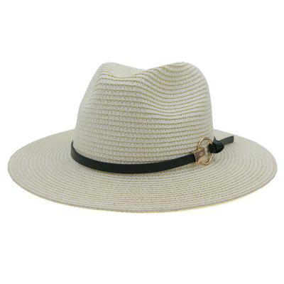 CMDJS278 Outdoor Seaside Beach Straw Hat Sun Hat