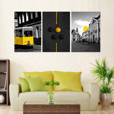 JZ03 Artistic Style Precision Pictures Printed Home Decorative Canvas Painting