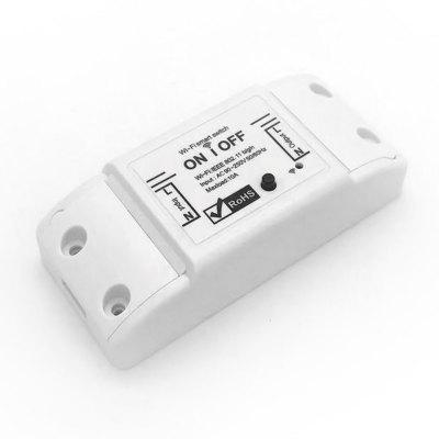 SCW-NF101 Wi-Fi 10A Smart Switch Thuis Remote Control Universal Wireless Module Timer Lamp Controller