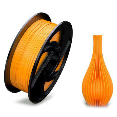 Alfawise 3D Printer PLA Filament Silk 1.75MM 1kg Spool Dimensional Accuracy +/- 0.02mm - Sandy Brown