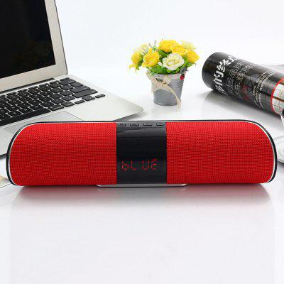 JC-216 Wireless Bluetooth Speaker Card Радио Сабвуфер Audio High Power Sound Box