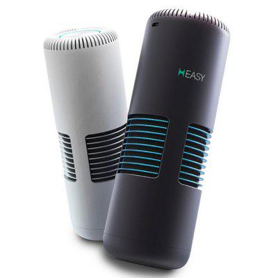 Heasy K9 Medical Grade Air Purifier PM2.5 Particle Filter Anti-Virus for Portable Home Car USB Power Supply
