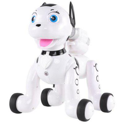Intelligent Remote Control Robot Simulation Dog Toy Touch Induction