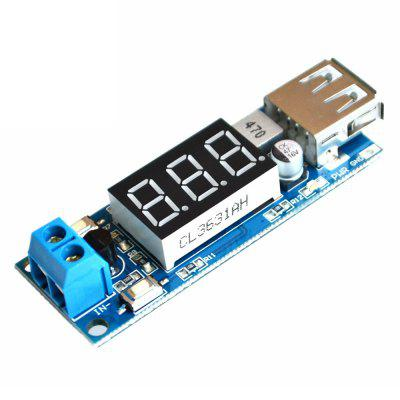 Car voltmeter DC-DC Buck Power Supply Module