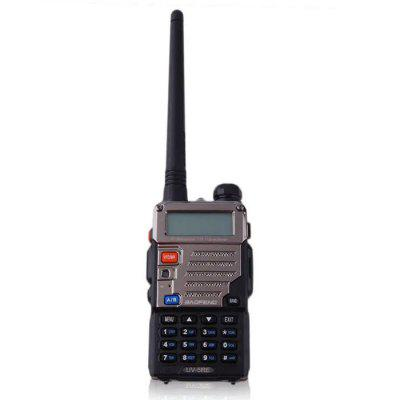 BAOFENG BF-UV5RE Talkie-Walkie Bi-Bande 400-520MHz / 136-174 MHz à Deux Voies Radio Bidirectionnelle